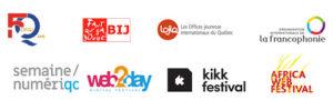 Acteurs du Parcours numérique francophone