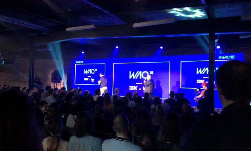 Ouverture du WAQ 2018