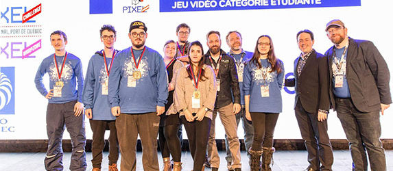 PixelChallenge2018