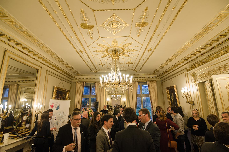Présentation de la délégation française