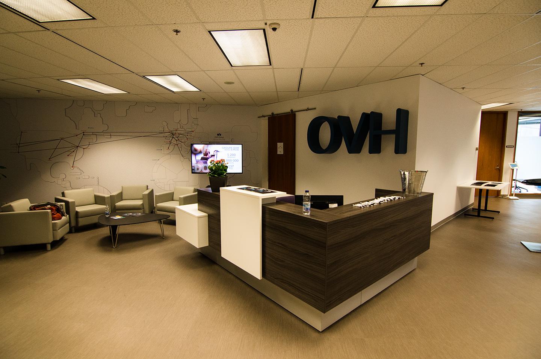 Jour 1 : Dans les bureaux d'OVH et 5 à 7