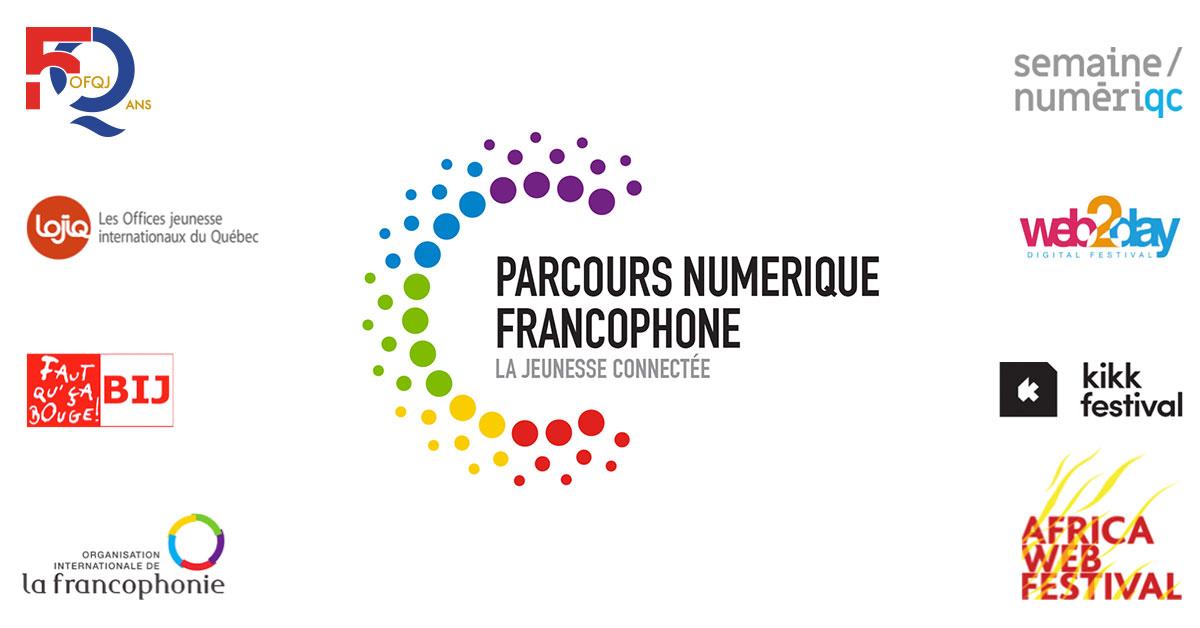 Lancement officiel du Parcours numérique francophone