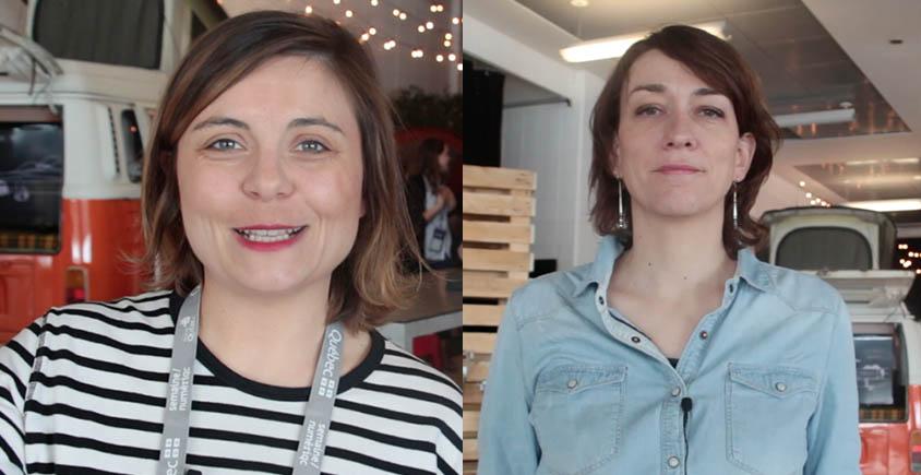 Interview de Marianne Bésème, Secrétaire Générale de l'OFQJ et Astrid Laye, Chargée de projets Entrepreneuriat et développement Economique à l'OFQJ