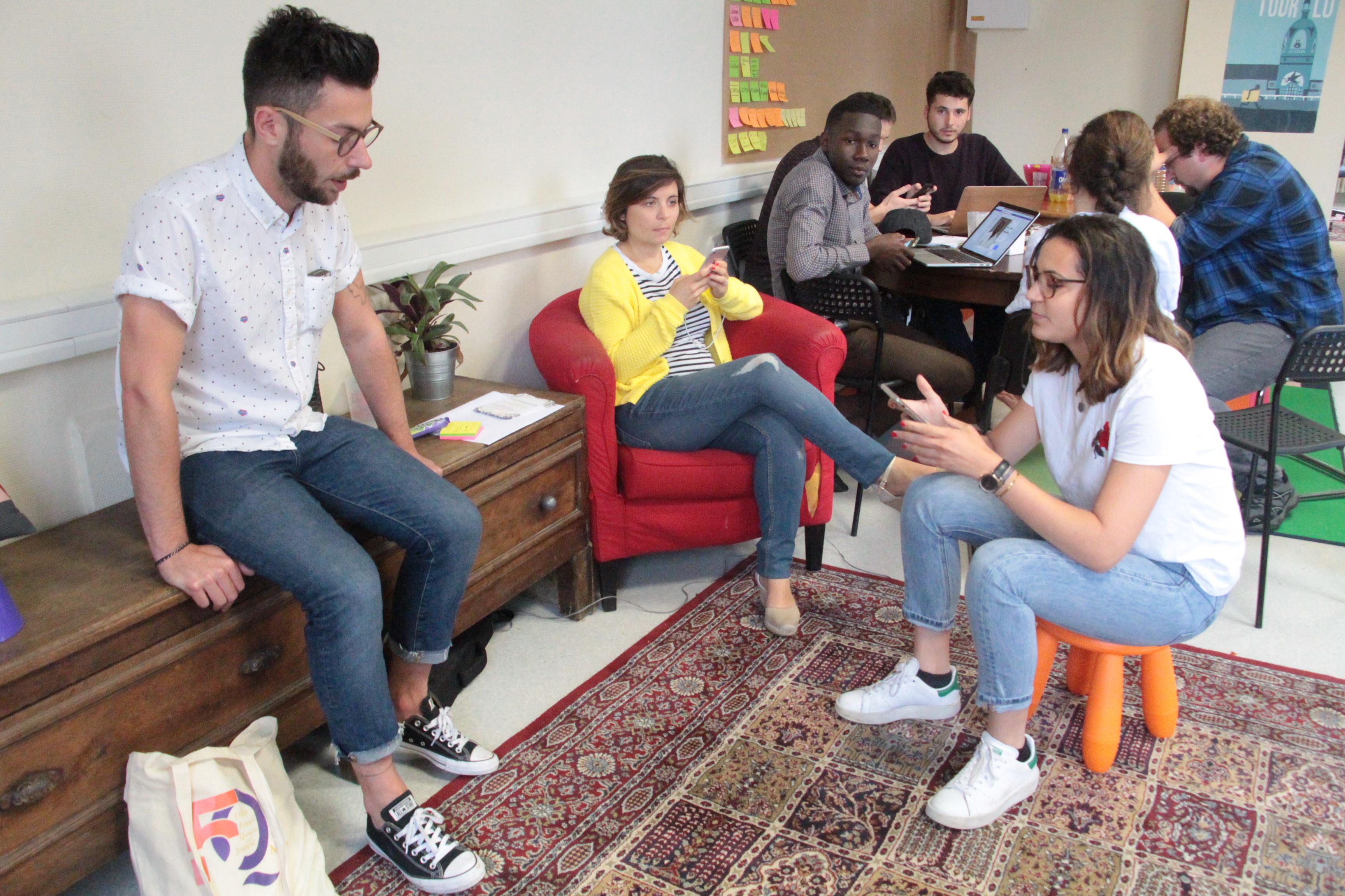 Focus sur Maia Mater, Camp d'entrainement pour primo-entrepreneurs – « Rencontre avec Damien Dumont, Directeur général de Maia Mater ».