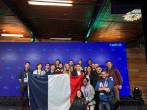 La délégation France du Parcours Numérique Francophone