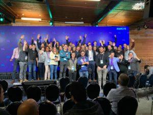 La délégation française à la Semaine NumeriQC 2019