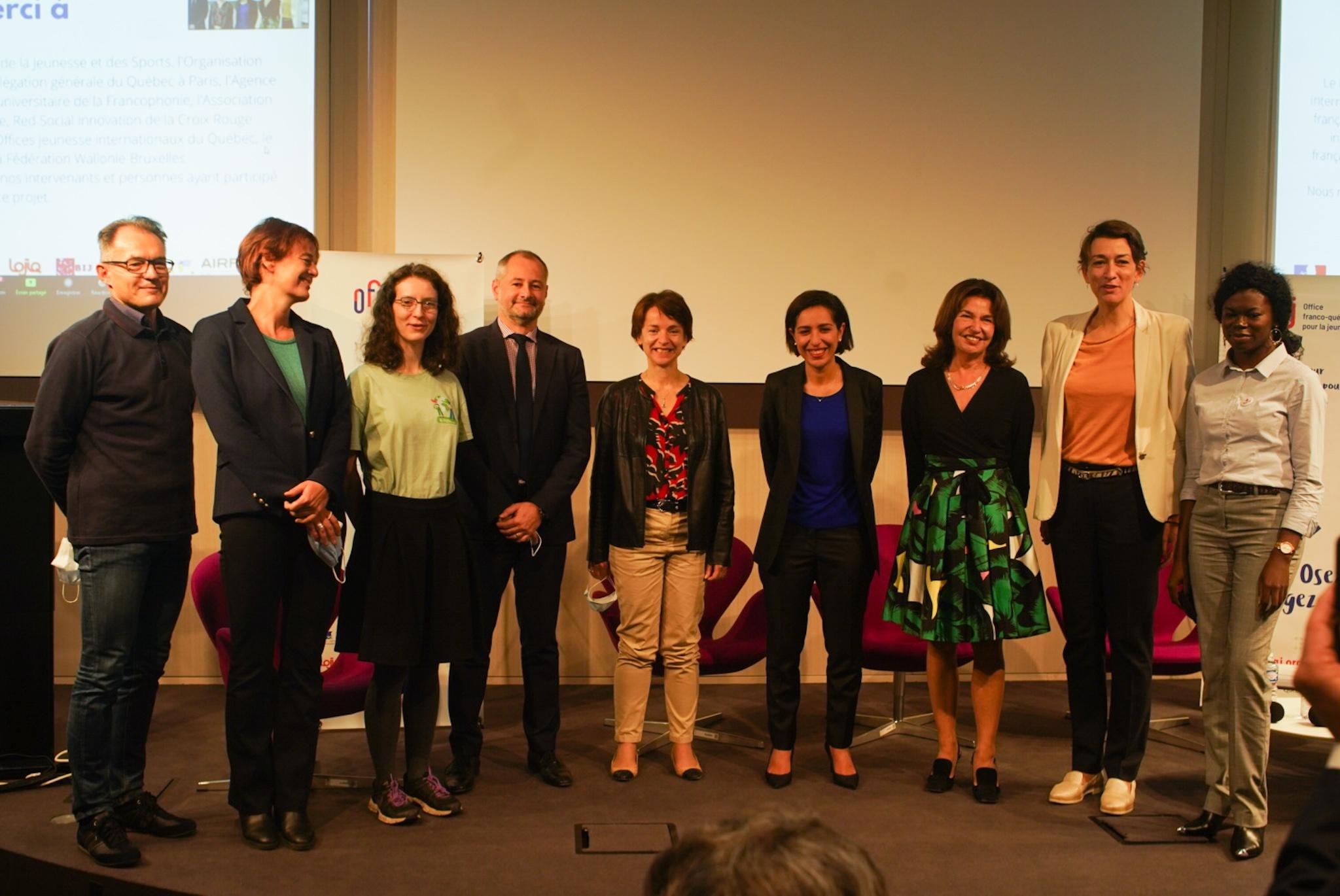 Ouverture officielle des Rencontres francophones de l'innovation sociale 2021